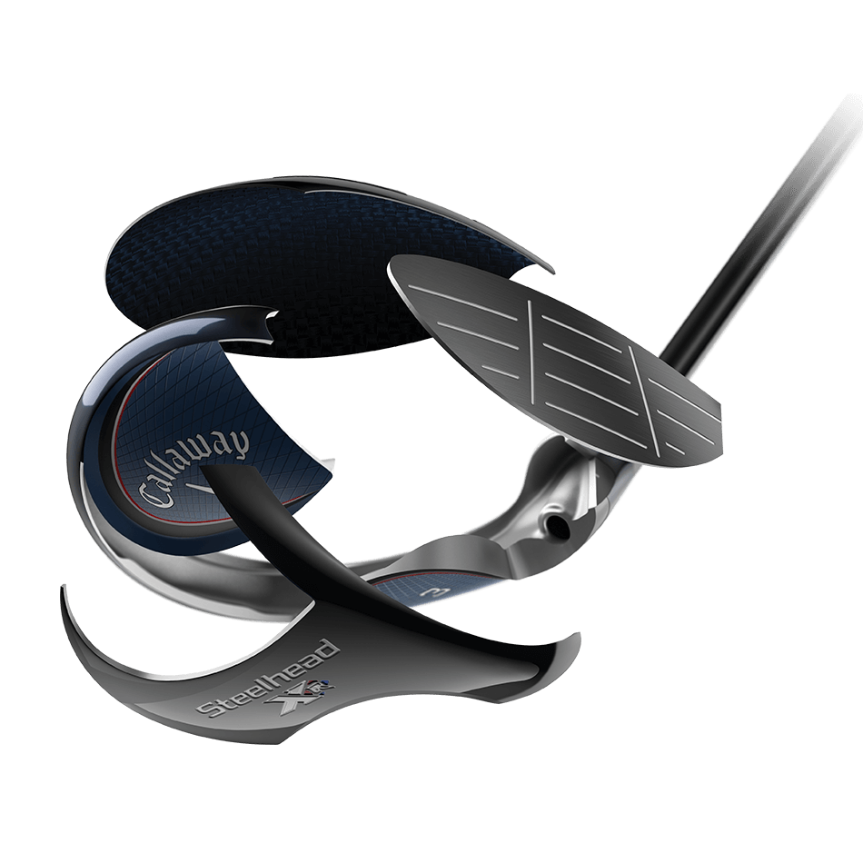 Steelhead XR Fairway Woods Technology Item