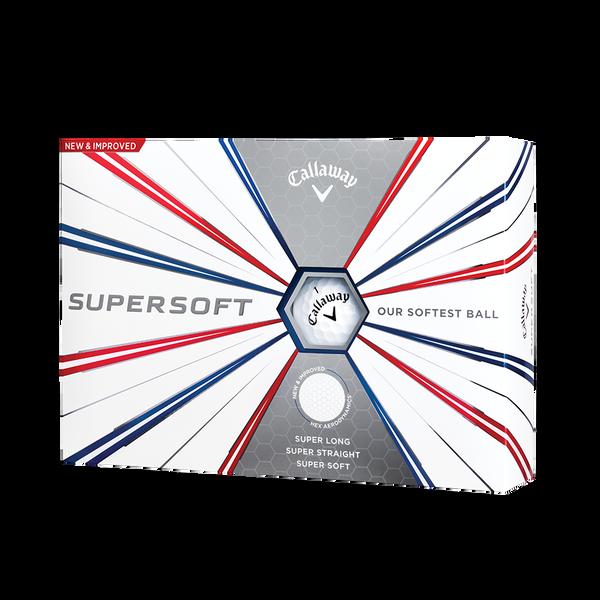 Callaway Supersoft Golf Balls Technology Item