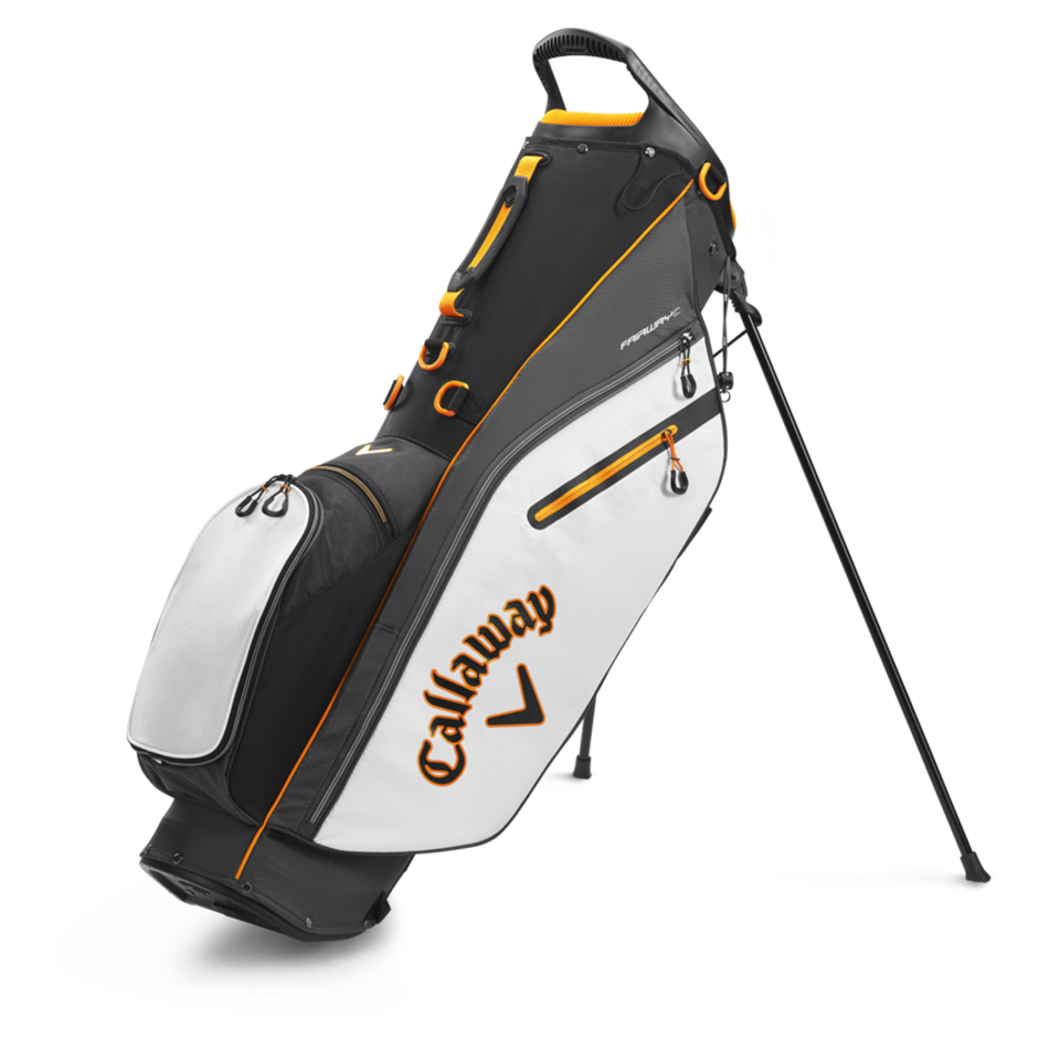Fairway C Single Strap Stand Bag - View 1