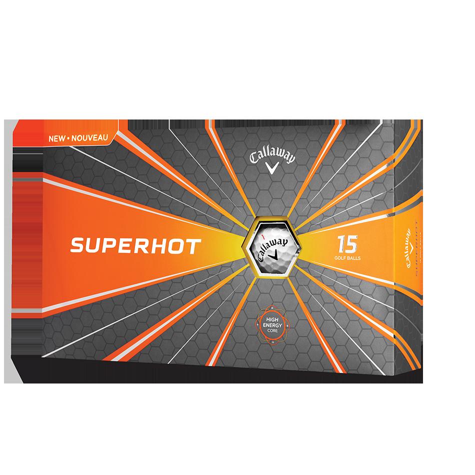 2018 Superhot 15-Pack Golf Balls - Featured