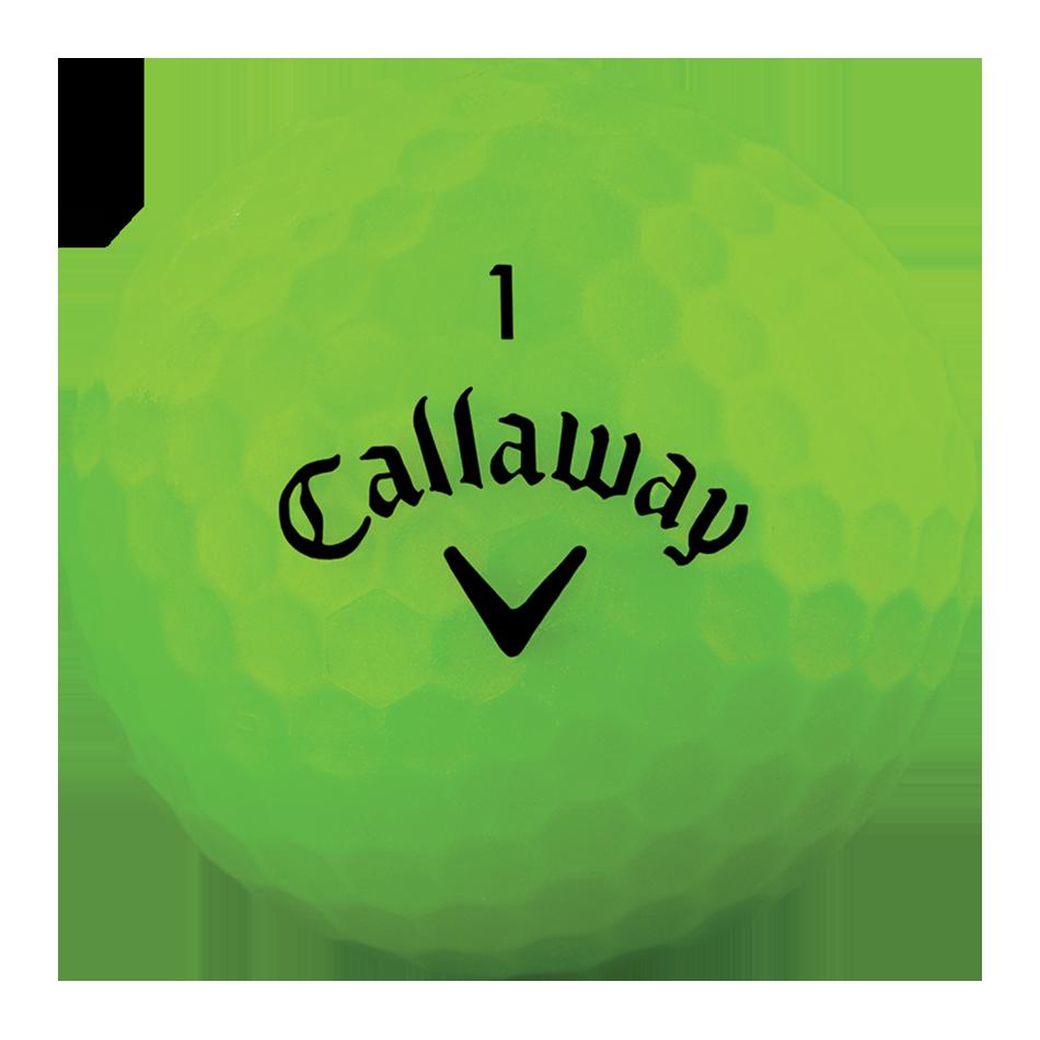 2018 Superhot Bold Matte Green 15-Pack Golf Balls - View 3