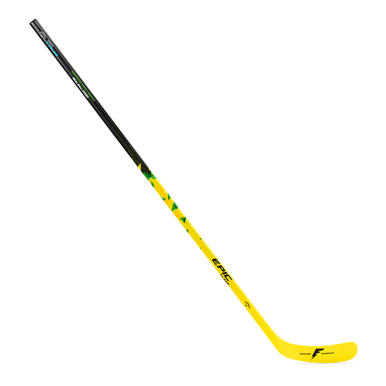 Limited Edition Epic Flash 85 Flex Toe Curve Hockey Stick