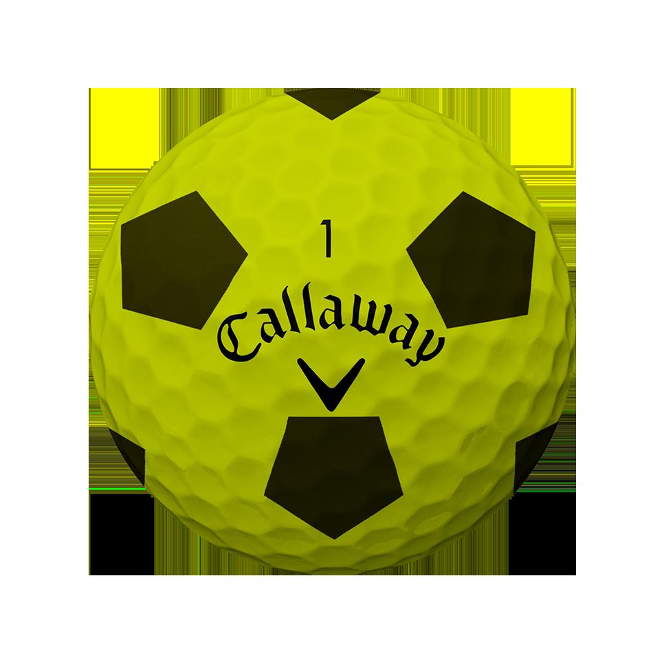 Chrome Soft Truvis Yellow 2018 Golf Balls - View 2