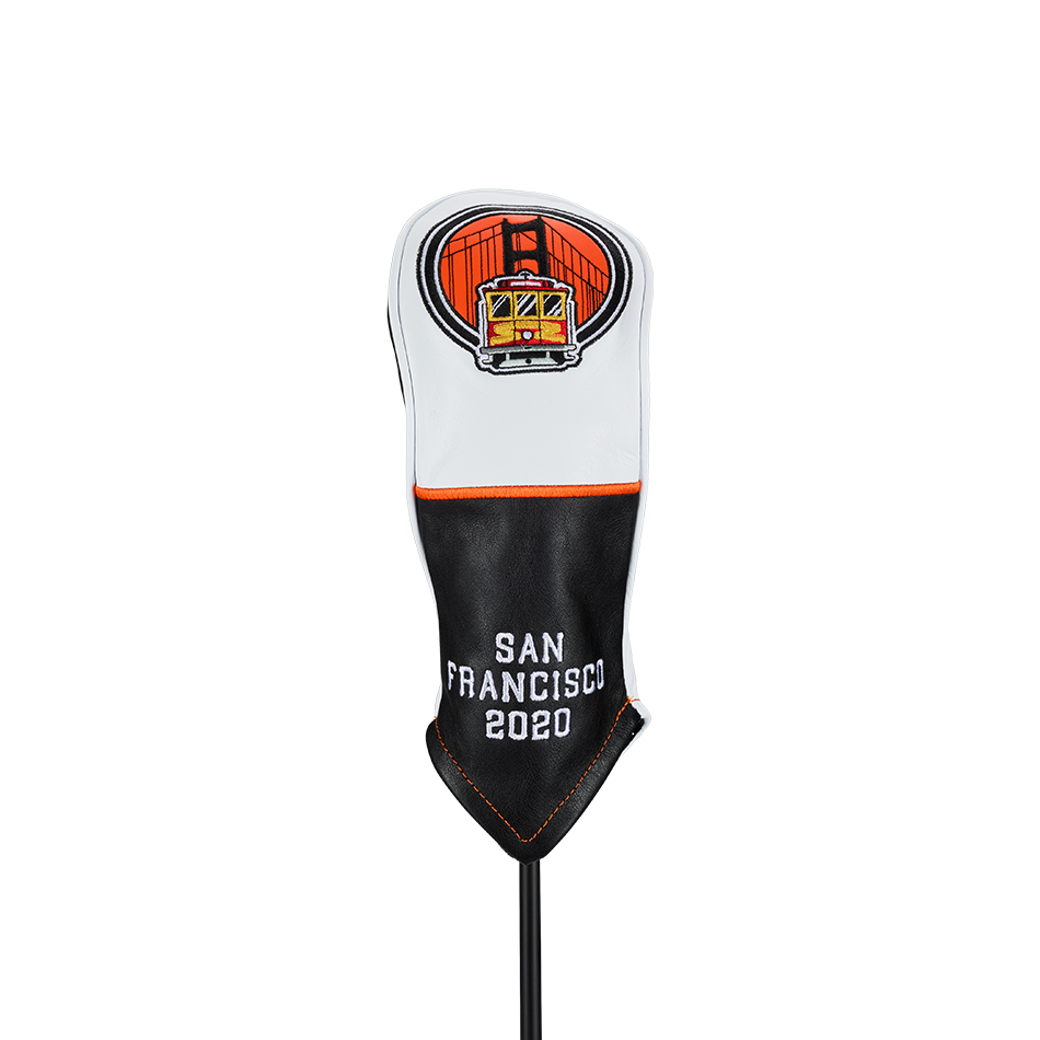 Limited Edition 2020 August Major Fairway Wood Headcover - View 1