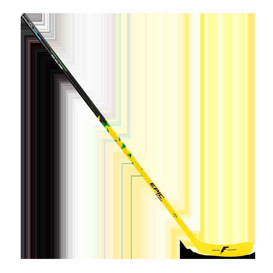 Limited Edition Epic Flash 75 Flex Mid Curve Hockey Stick - Featured