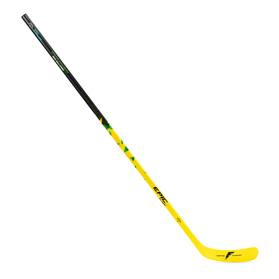 Limited Edition Epic Flash 85 Flex Toe Curve Hockey Stick - Featured