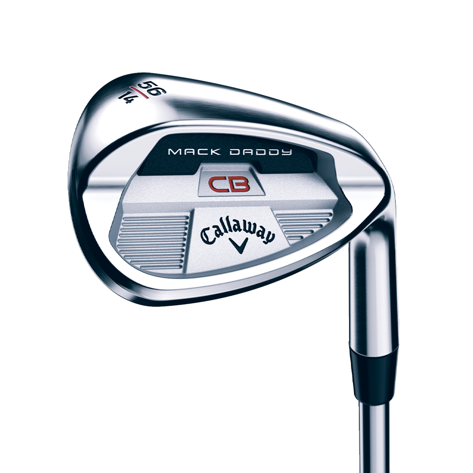 Mack Daddy CB Wedges - View 3
