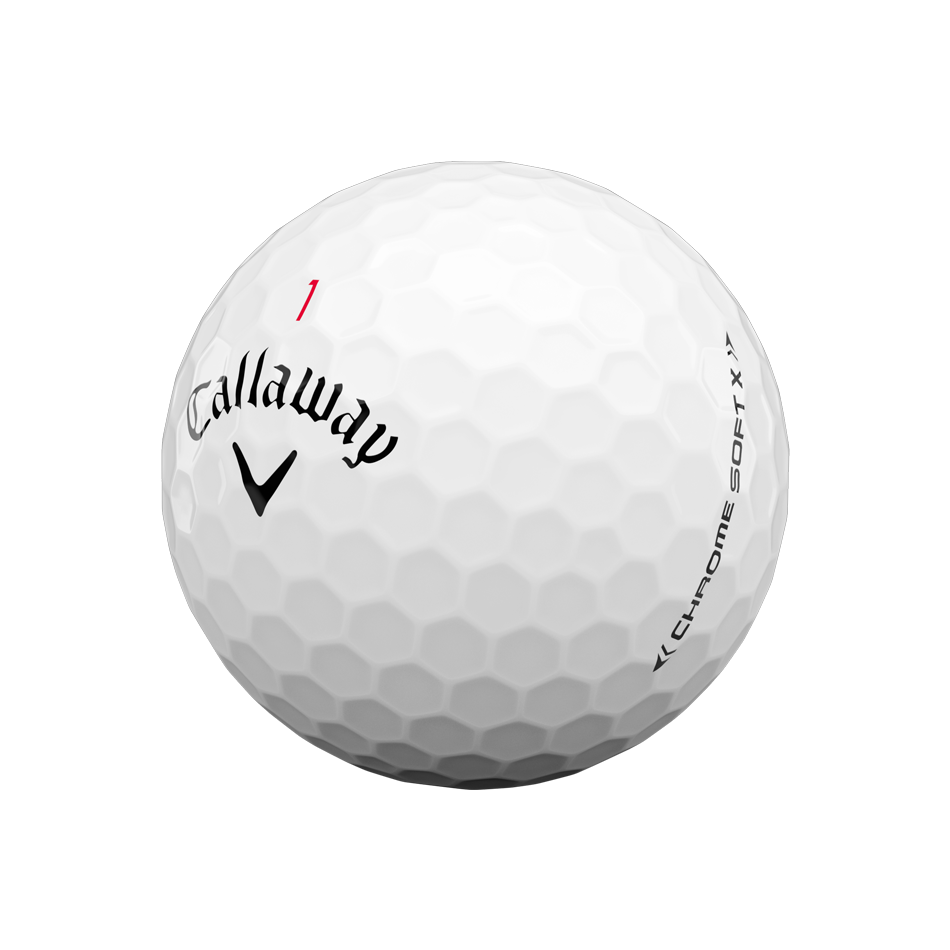 Chrome Soft X Golf Balls - View 4