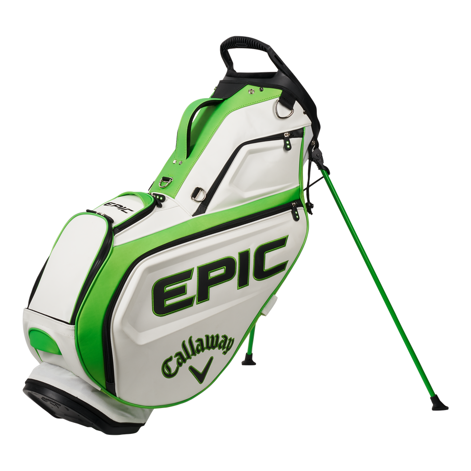 Epic Staff Double Strap Stand Bag - View 1