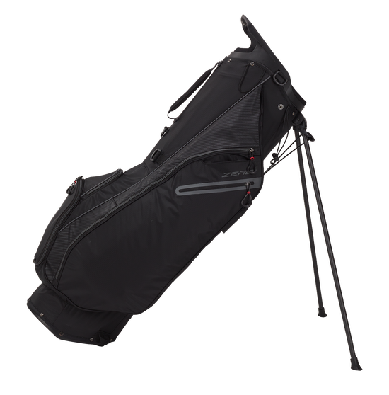 Hyperlite Zero Double Strap Logo Ready Stand Bag