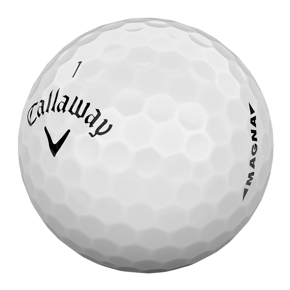 Callaway Supersoft Magna Golf Balls - View 3