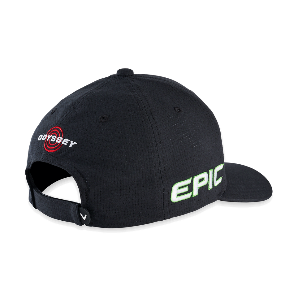 Tour Authentic Performance Pro Cap - View 3