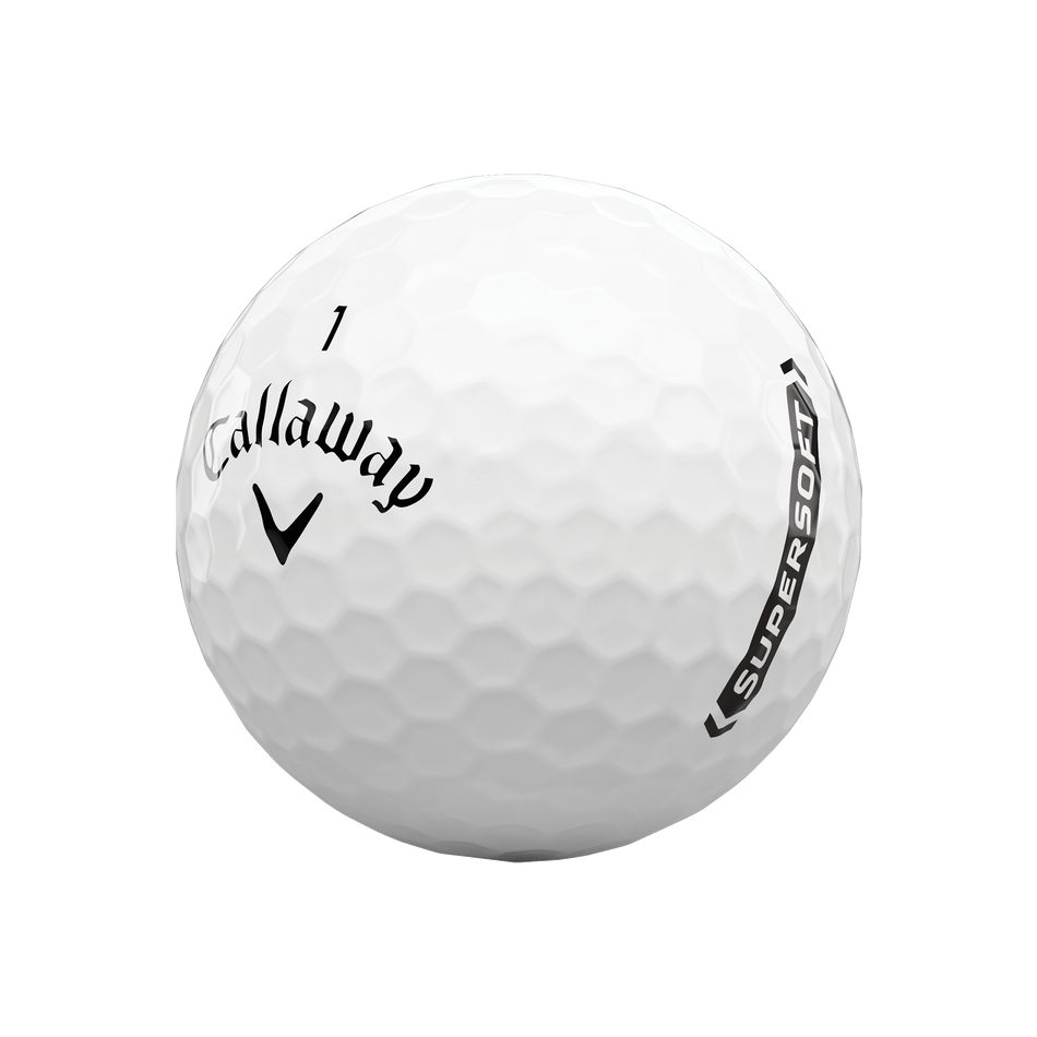 Callaway Supersoft Golf Balls - View 4