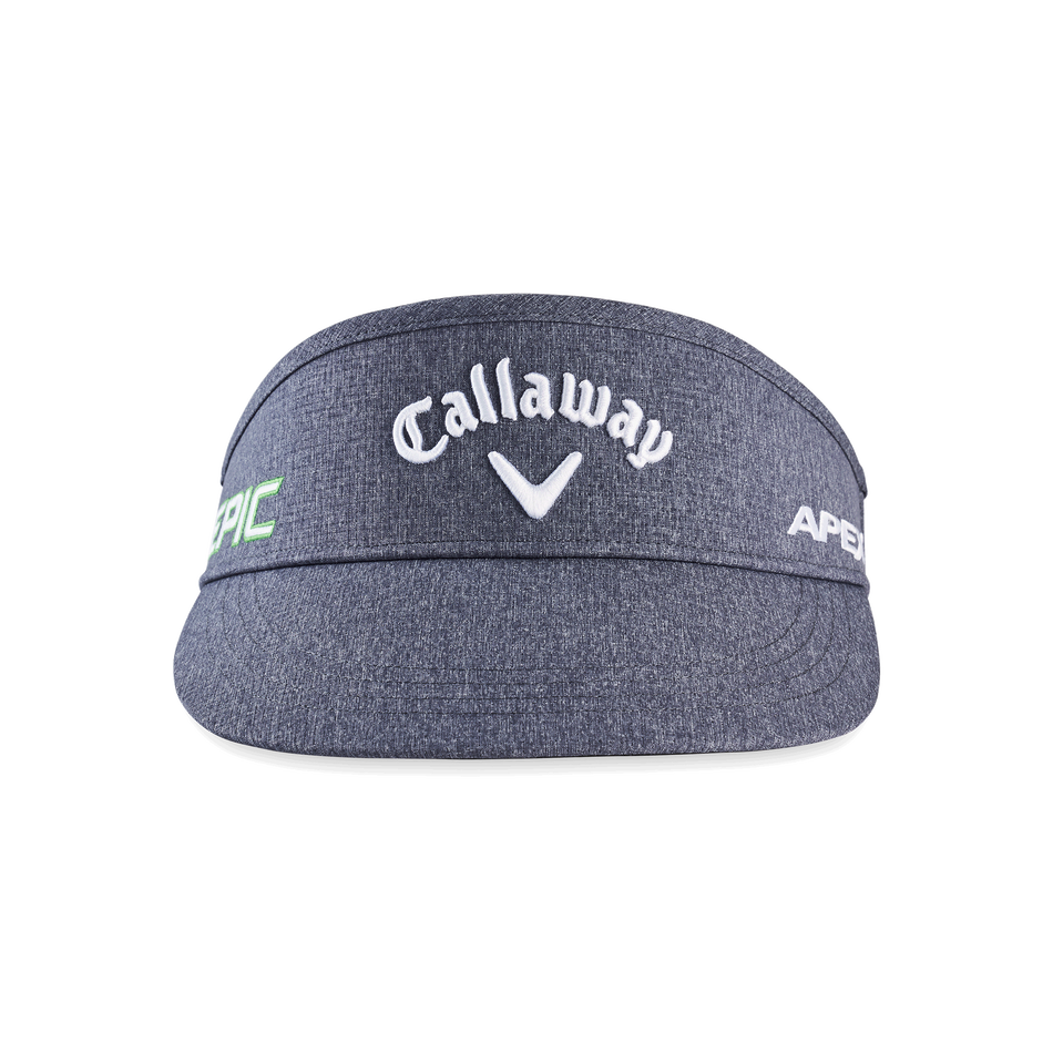 Tour Authentic High-Crown Visor - View 2