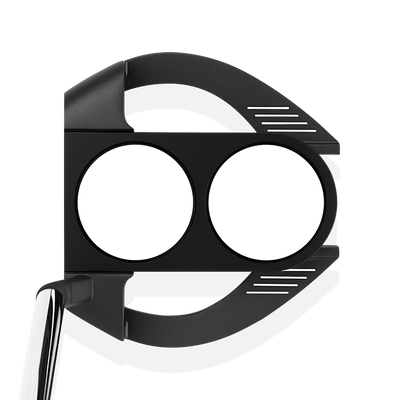 Odyssey O-Works Black 2-Ball Fang S Putter Thumbnail