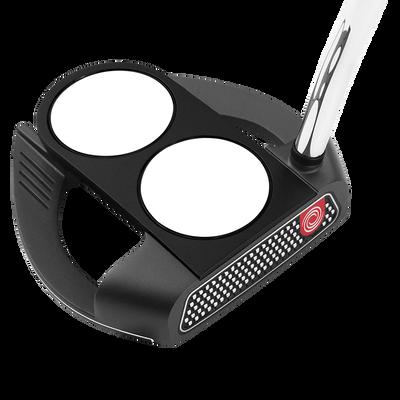 Odyssey O-Works Black 2-Ball Fang Putter Thumbnail
