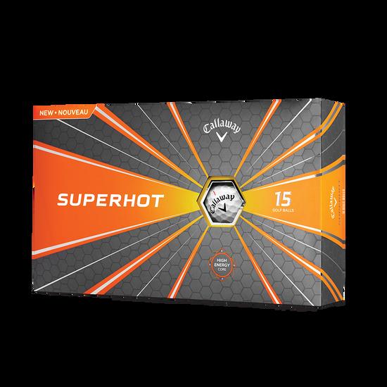 Balle de Golf 15-Pack Superhot