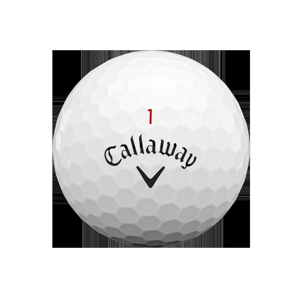 Balles de golf Chrome Soft - View 3