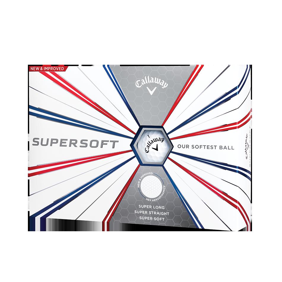 Balles de golf Supersoft