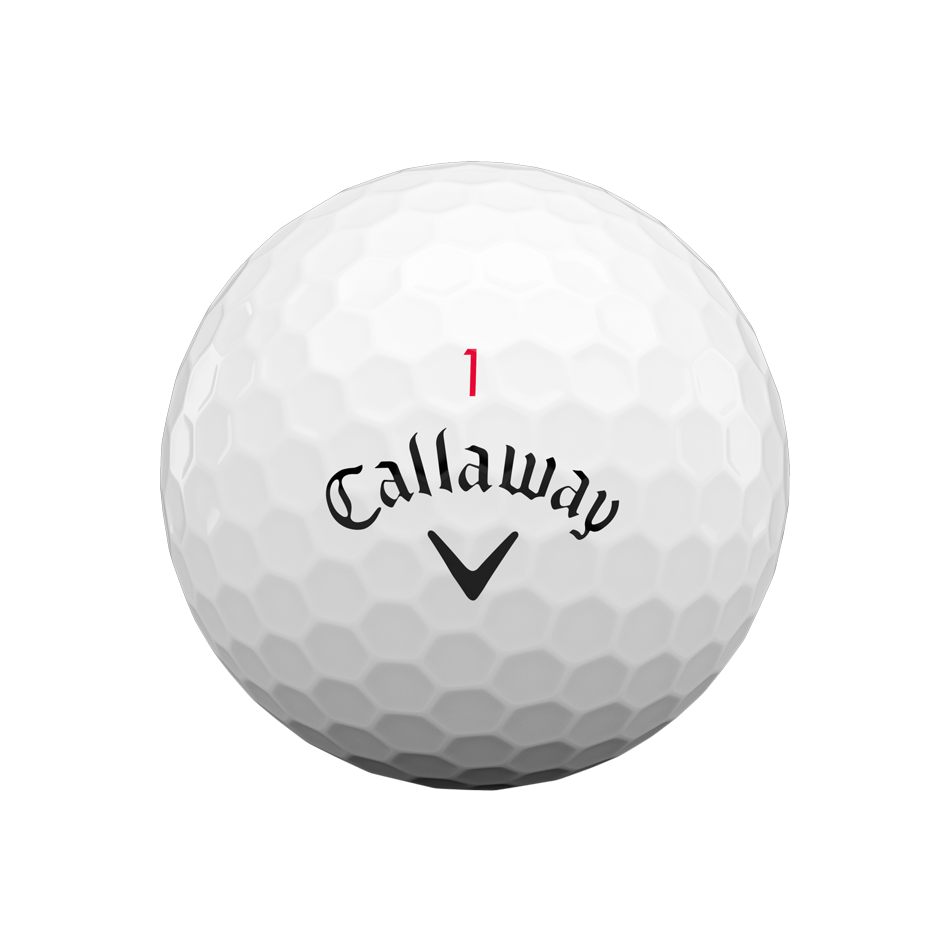 Balles de golf Chrome Soft X - View 3