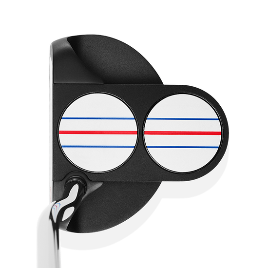Fer droit Triple Track 2-Ball