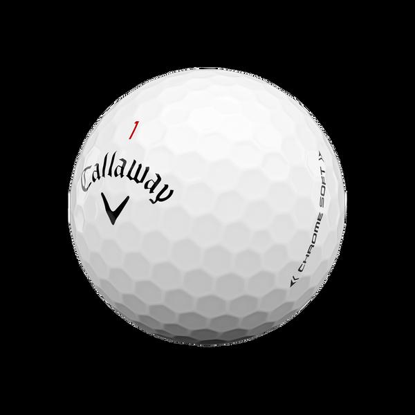 Balles de golf Chrome Soft - View 4
