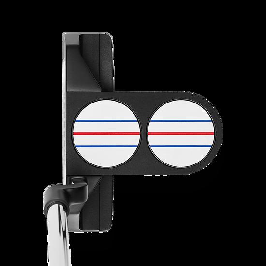 Fer droit Triple Track 2-Ball Blade