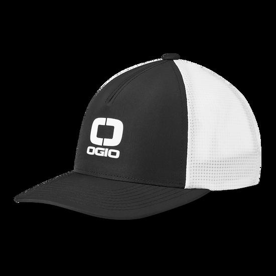 SHADOW Badge Mesh Hat