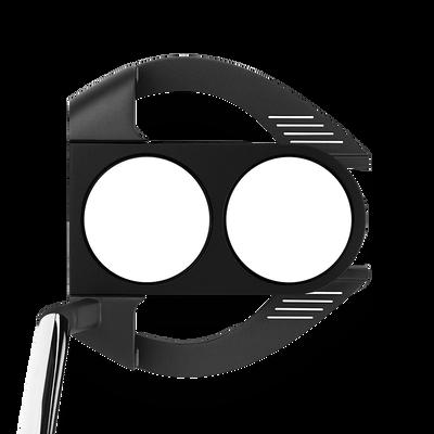 fer droit O-Works 2-Ball Fang S noir Thumbnail