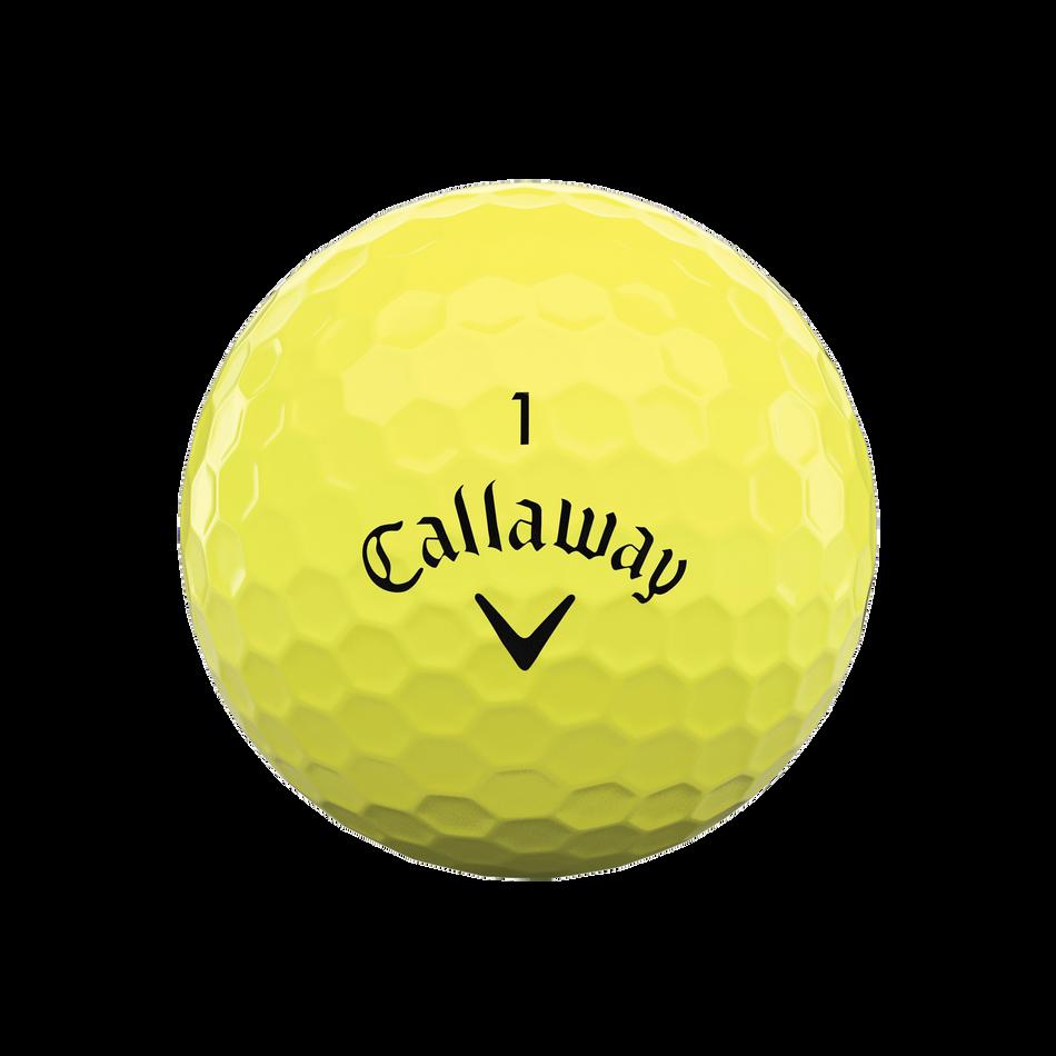 Callaway Supersoft Yellow Golf Balls - View 3