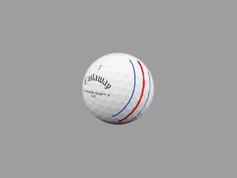 Balles de golf Chrome Soft X LS Triple Track - Featured