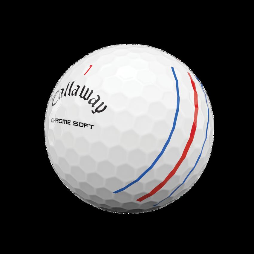 Balles de golf Chrome Soft Triple Track - View 4