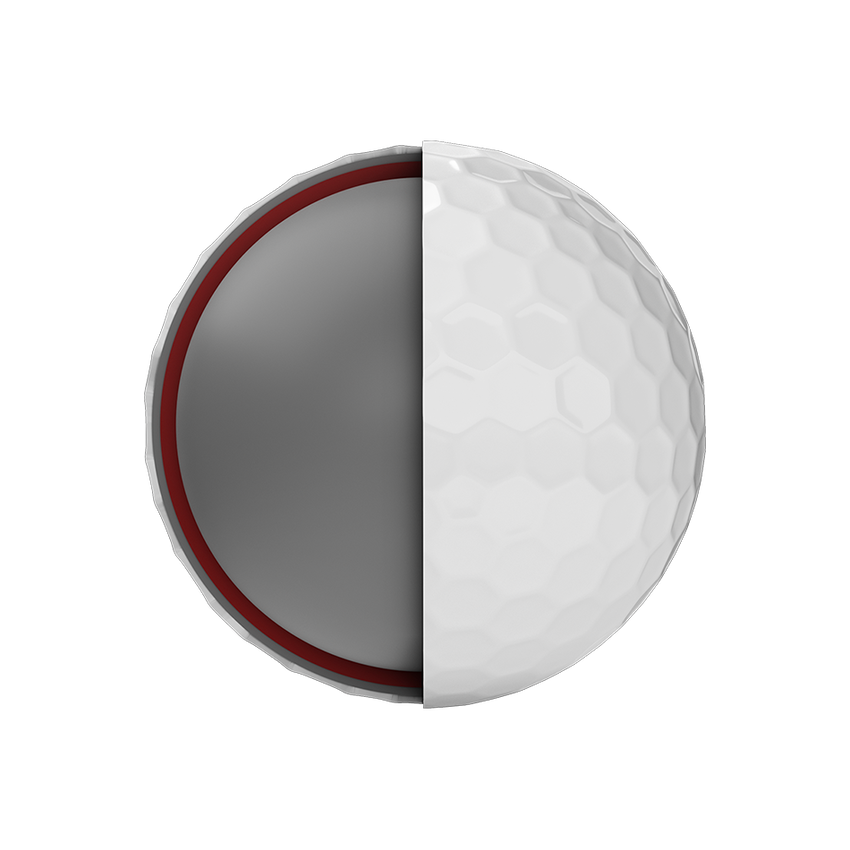 Balles de golf Chrome Soft X - View 5