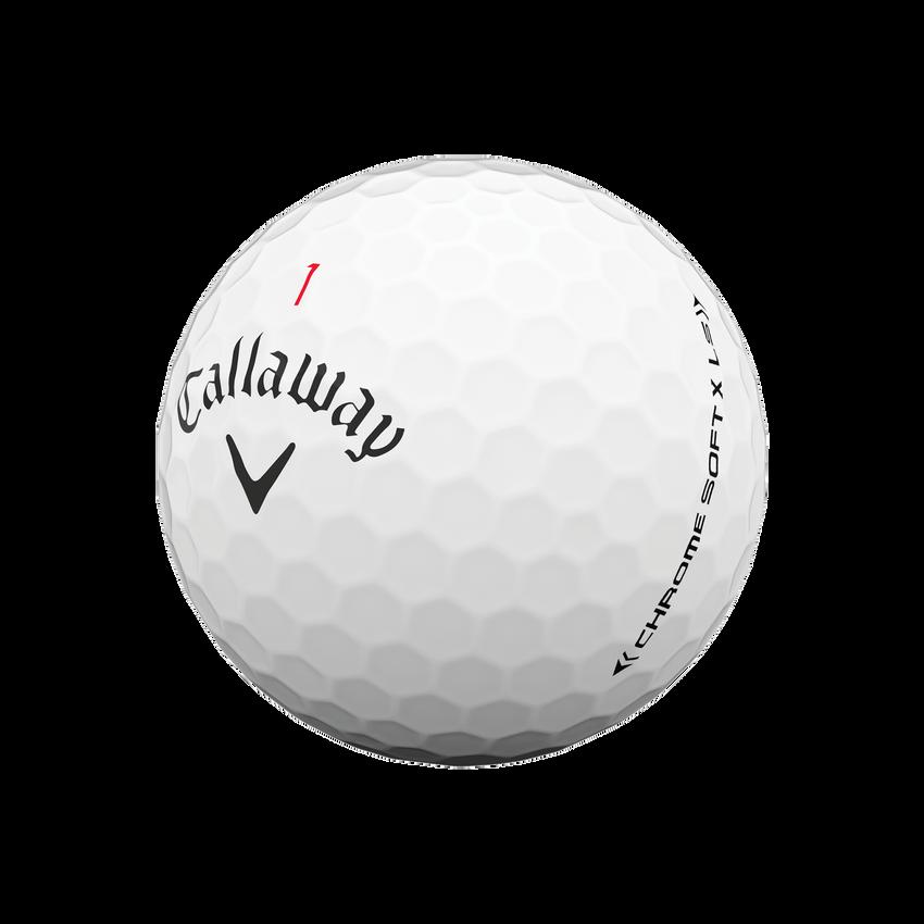 Balles de golf Chrome Soft X LS - View 4