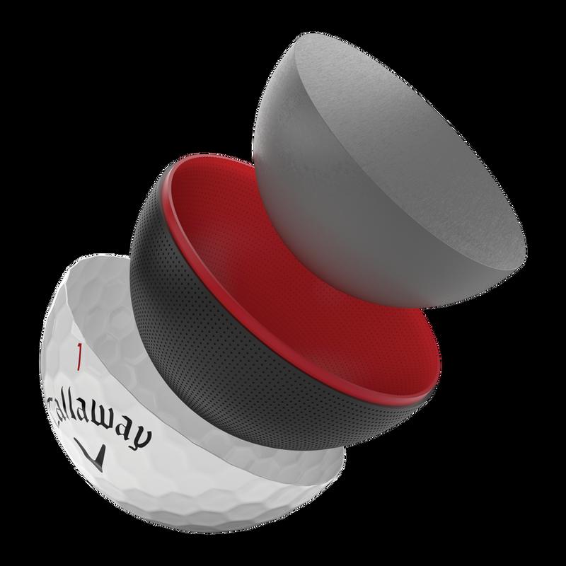 Voici les balles de golf Chrome Soft X 2020 illustration