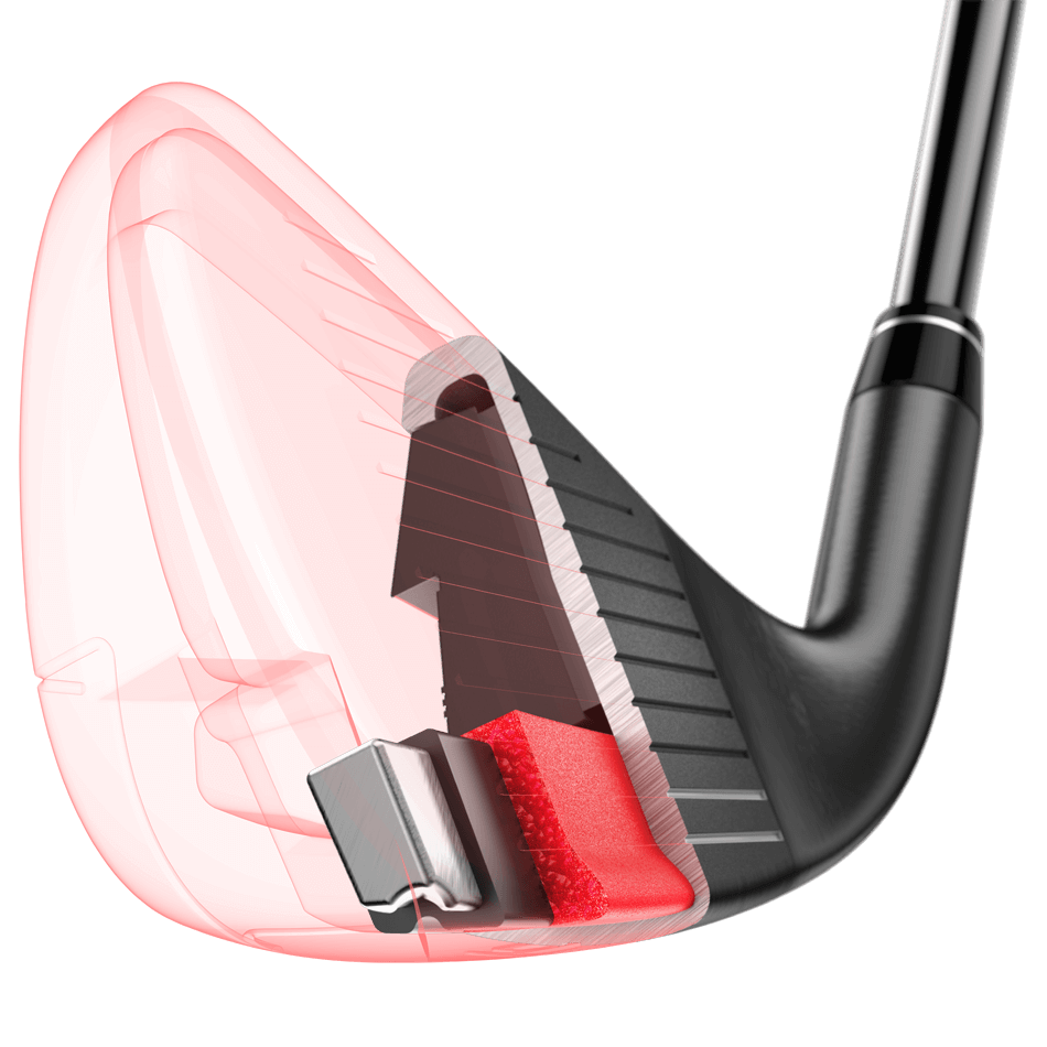 Women's Big Bertha Irons Technology Item
