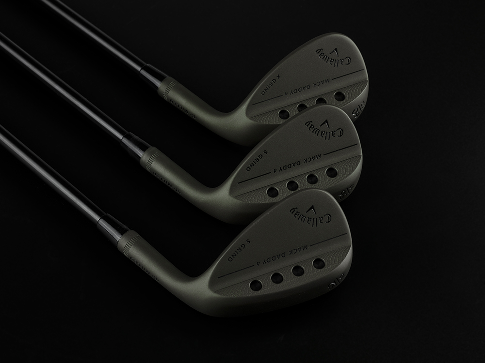 Callaway Mack Daddy 4 Tactical Wedges