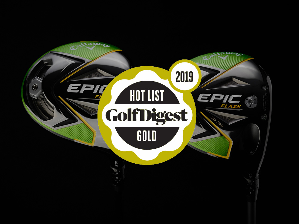 Callaway Epic Flash Sub Zero Driver 2019
