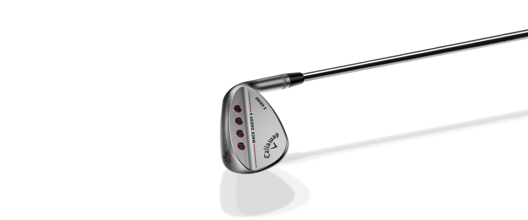 Mack Daddy 4 Chrome Wedges