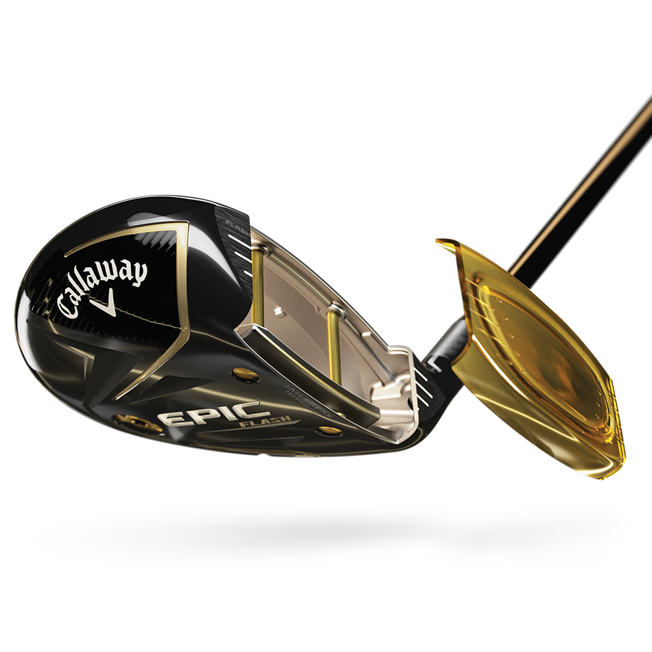 Introducing Epic Flash Star Fairway Woods illustration
