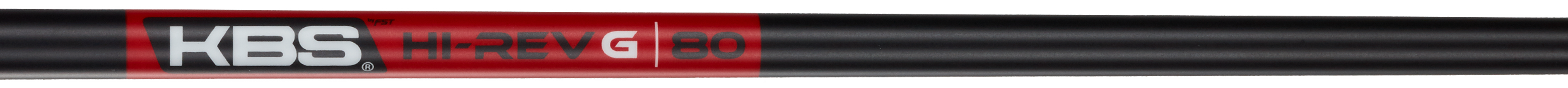 KBS HI-REV G golf shaft